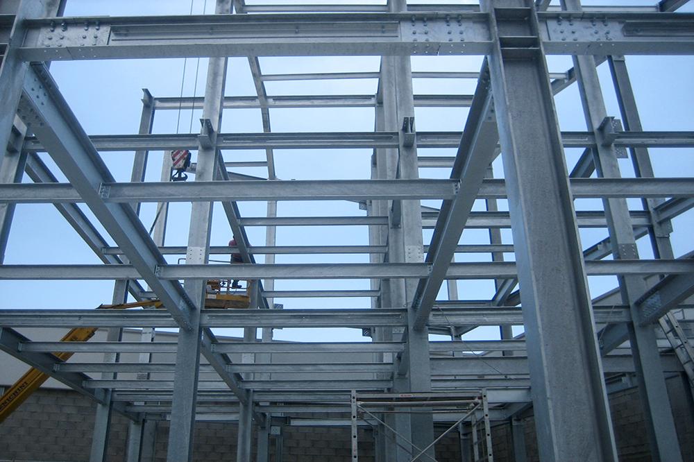 Metallic Carpentry