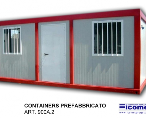 Handling, Containers e Cantilivers