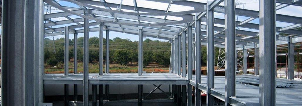 Icomet Costruzioni Metalliche
