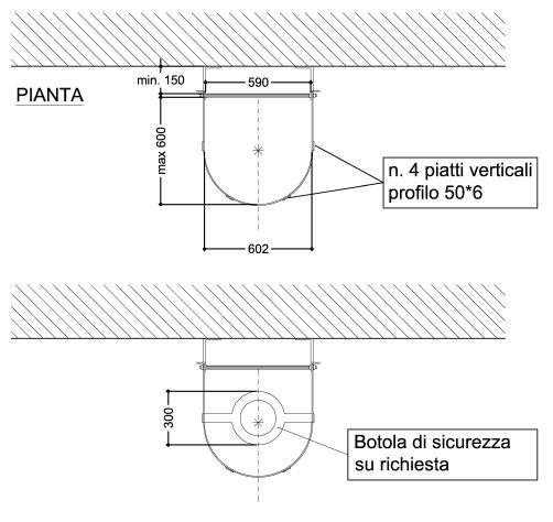 Scala Alla Marinara plan