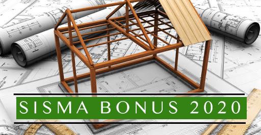 Sisma Bonus 2020