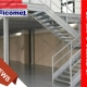 Metal carpentry mezzanines