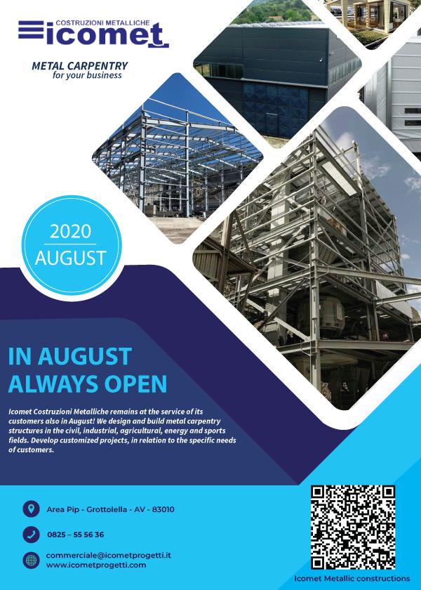 Newsletter 29 July 2020