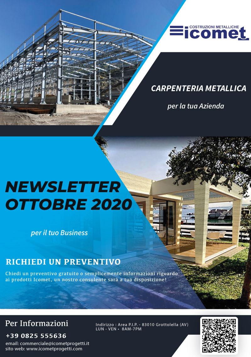 Newsletter ottobre 2020