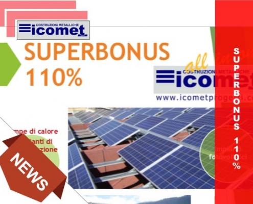 News Superbonus 110%