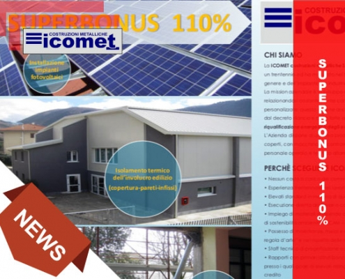 News Superbonus 110%